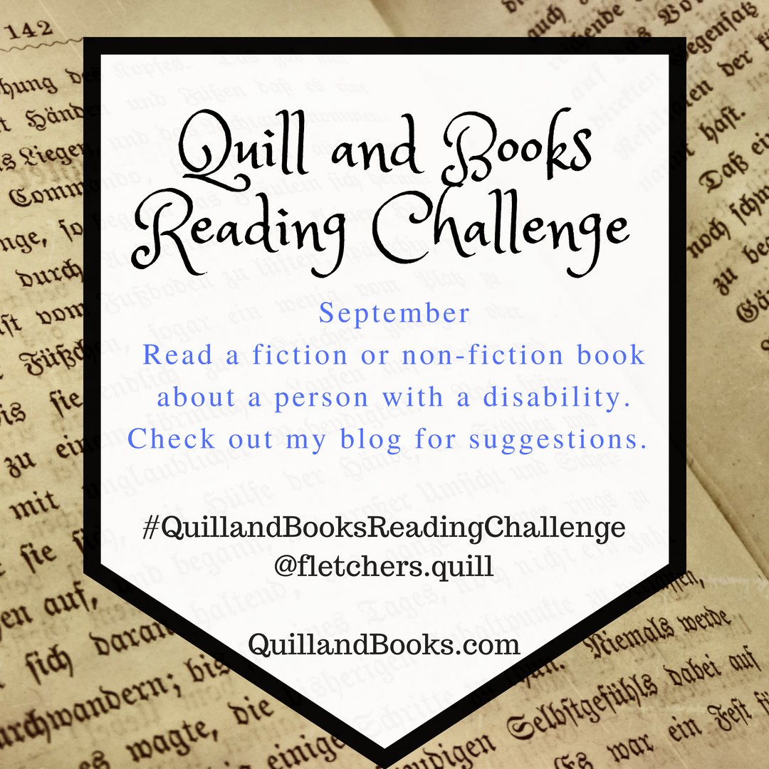 QuillandBooks Reading Challenge2